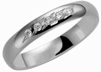 Silver med Cubic Zircon  82dd1659a2c9e